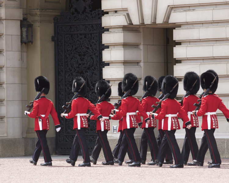 Royal Palace Guard